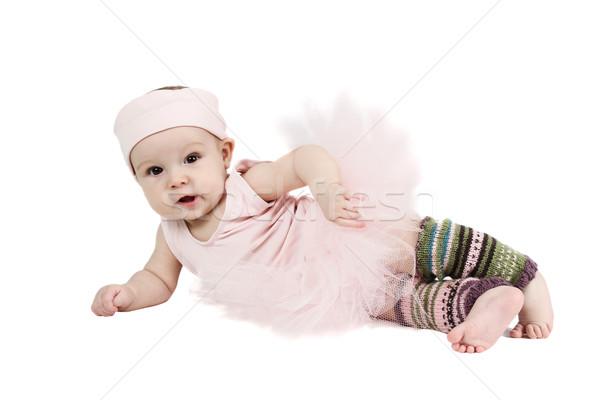 Ballet baby Stock photo © vanessavr