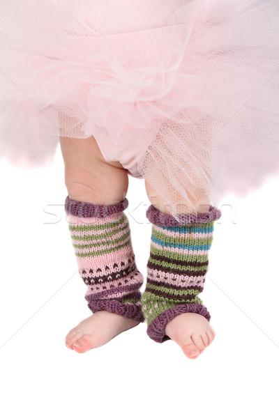 Ballet toes Stock photo © vanessavr