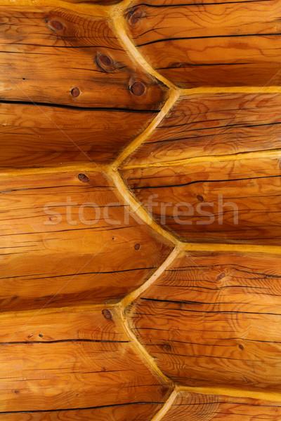 Logs Stock photo © vanessavr
