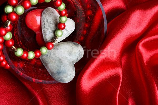 Valentine gift Stock photo © vanessavr