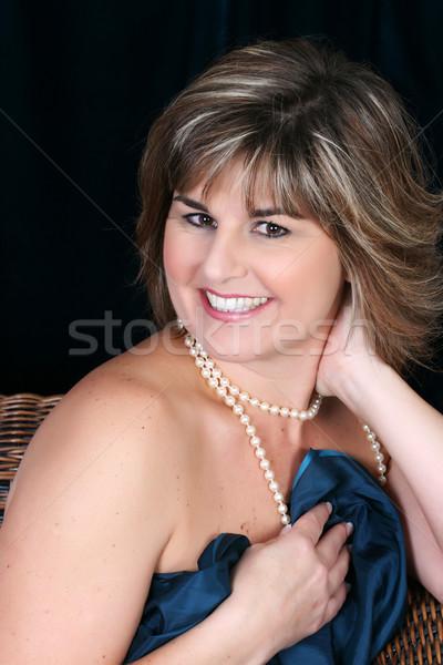 Mature Female Stock photo © vanessavr