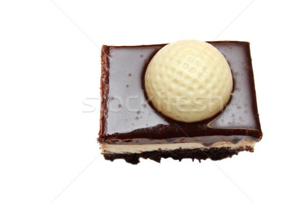 Golf dessert Stock photo © vanessavr