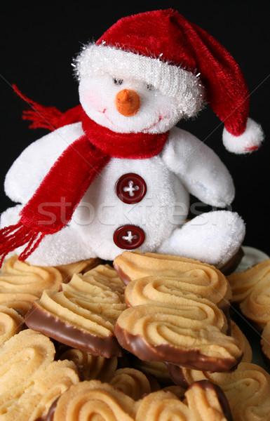 Christmas Cookies Stock photo © vanessavr