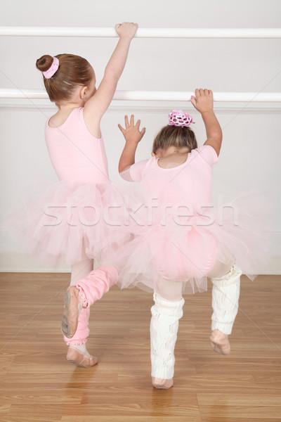 Ballet dancers Stock photo © vanessavr