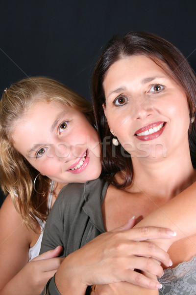 Mother and Daughter Stock photo © vanessavr