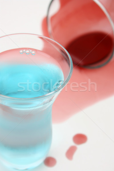 Alcoholic Drinks Stock photo © vanessavr
