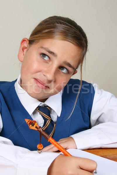 School Girl Stock photo © vanessavr