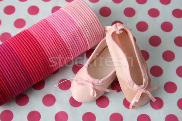 Pink Hairbands Stock photo © vanessavr