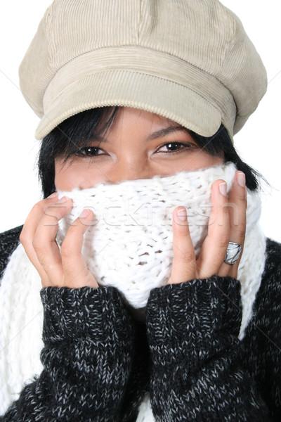 Winter Warmth Stock photo © vanessavr