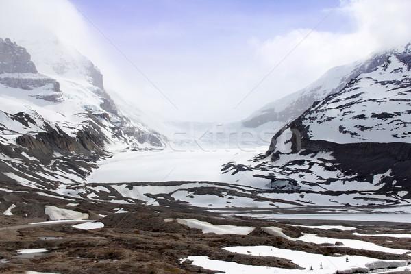 парка небе весны снега горные зима Сток-фото © vanessavr