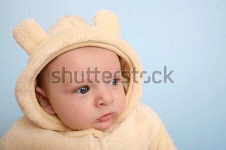 ребенка мальчика два месяц старые Сток-фото © vanessavr