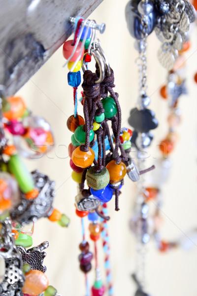 Earrings Stock photo © vanessavr