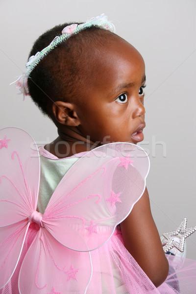 Pink Fairy Stock photo © vanessavr