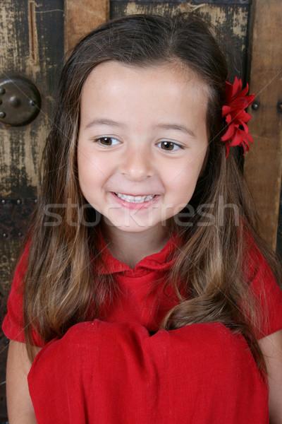 Beautiful girl Stock photo © vanessavr