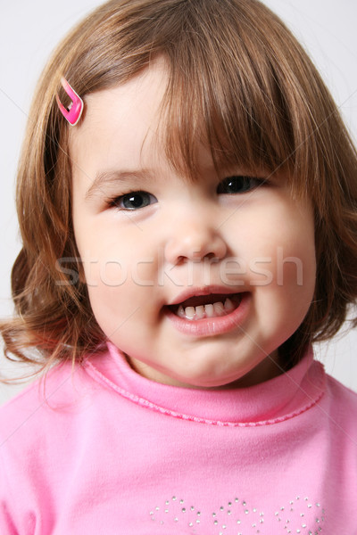 Toddler Girl Stock photo © vanessavr