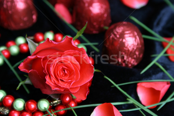Valentines Day treats Stock photo © vanessavr