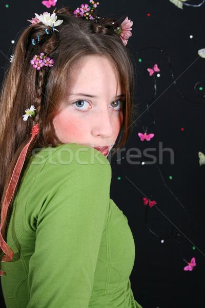 Girl Stock photo © vanessavr
