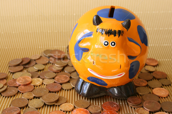 Money Box Stock photo © vanessavr