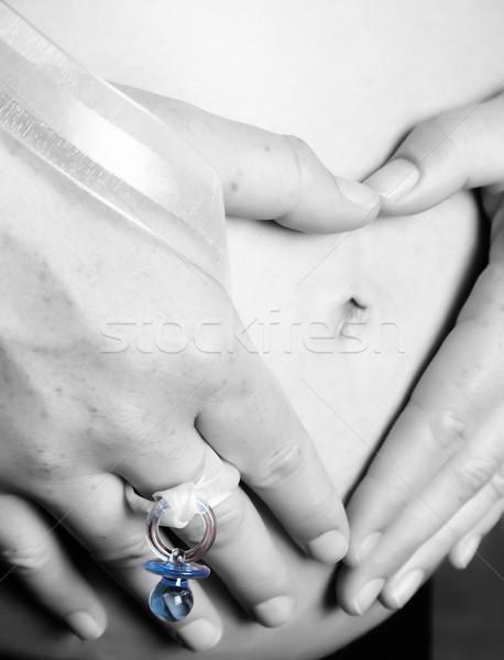 Pregnancy Stock photo © vanessavr