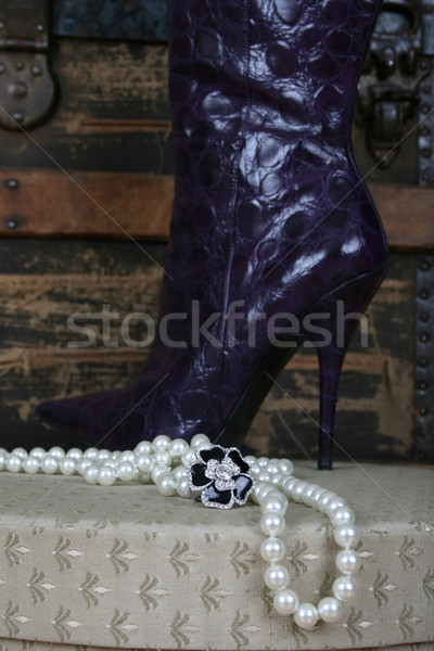 Accessories Stock photo © vanessavr