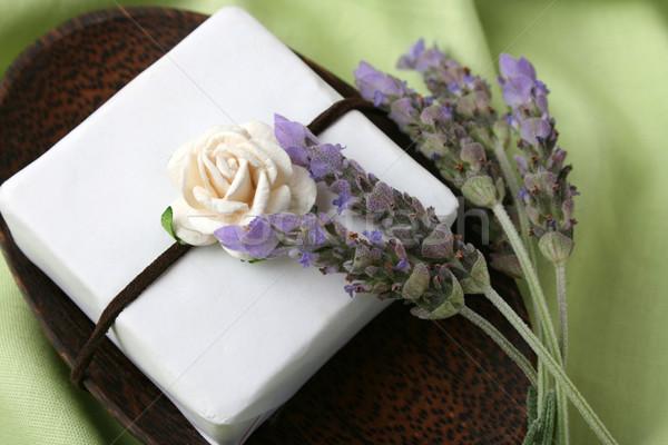Soap Crate Stock photo © vanessavr