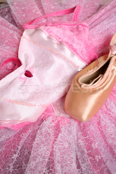 Ballet Costume Stock photo © vanessavr