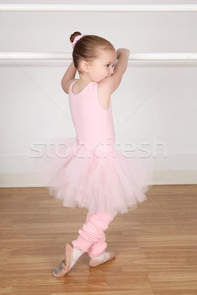 Ballet dancer Stock photo © vanessavr