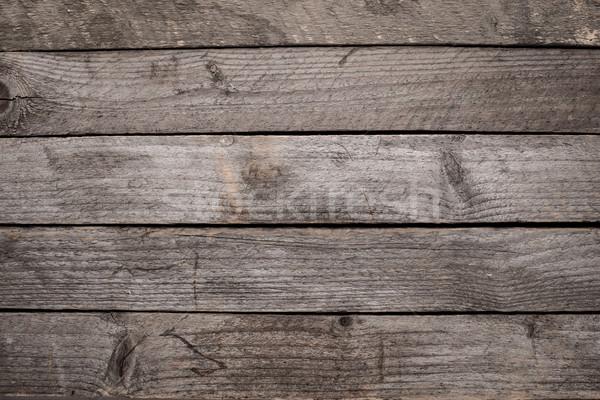 Rústico mesa de madeira textura velho abstrato natureza Foto stock © vankad