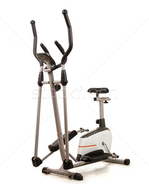 Képzés apparátus izolált fehér fitnessz sportok Stock fotó © vankad