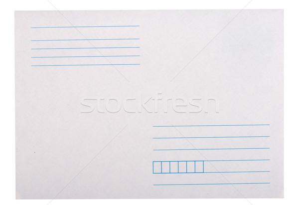 White envelope Stock photo © vankad