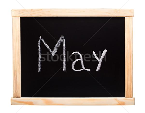 Month May Stock photo © vankad