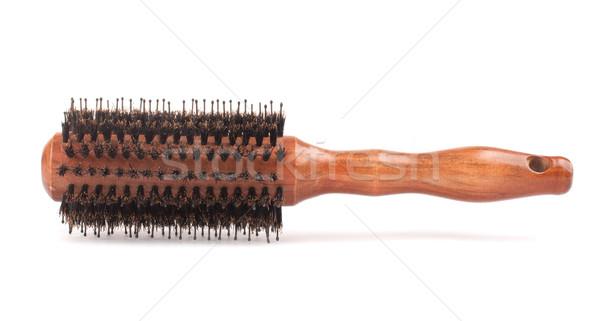 Hairbrush Stock photo © vankad