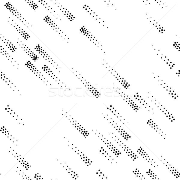 Vettore parallelo diagonale punto texture Foto d'archivio © Vanzyst