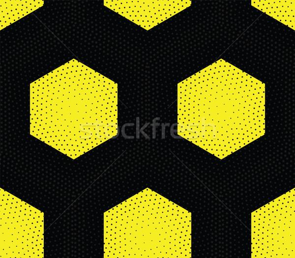 Vector seamless pattern rhombuses Stock photo © Vanzyst