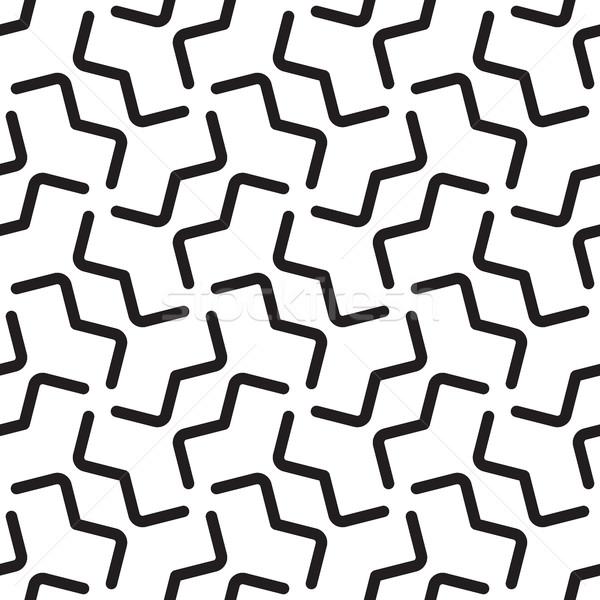Abstract seamless pattern Stock photo © Vanzyst
