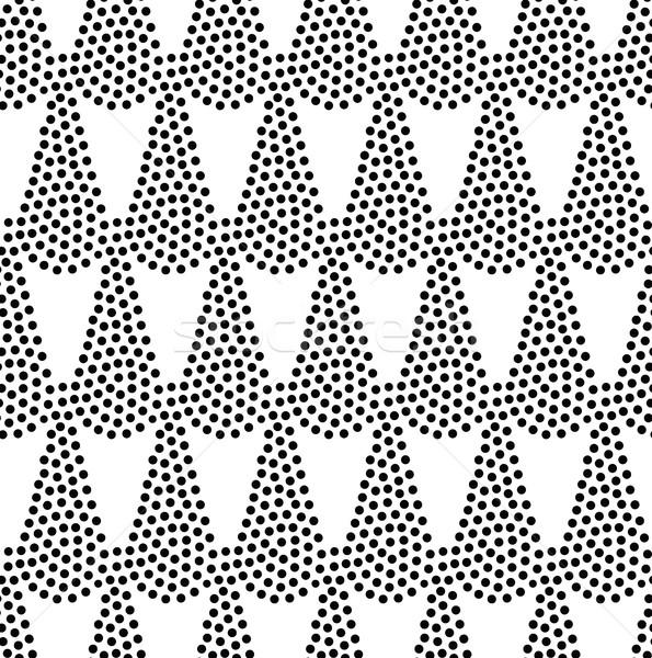 classic seamless pattern Stock photo © Vanzyst