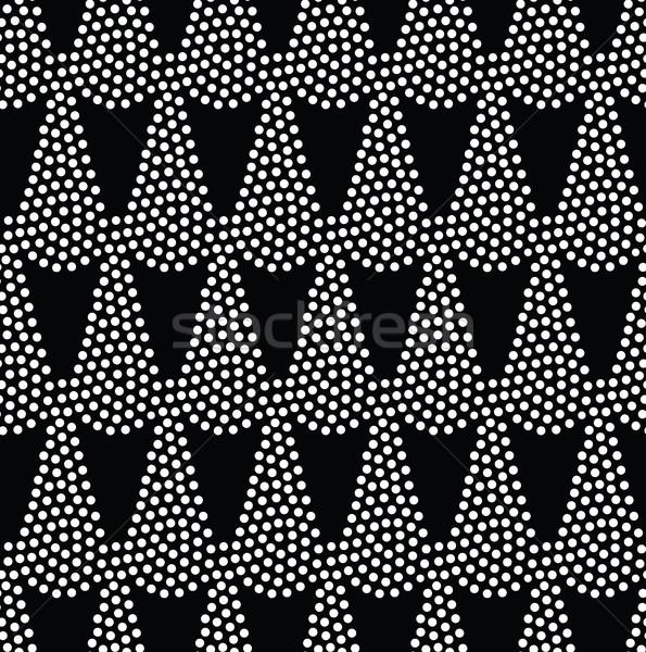 パターン エンドレス 値下がり 雨 ストックフォト © Vanzyst
