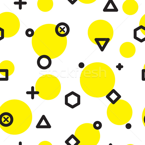 Сток-фото: геометрический · вектора · универсальный · аннотация