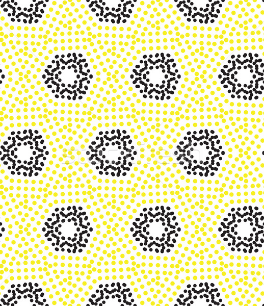 Perforatie vector universeel verschillend meetkundig Stockfoto © Vanzyst