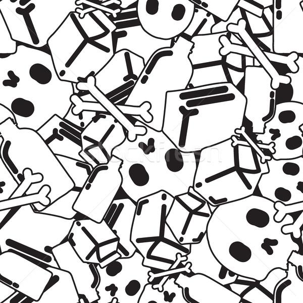 граффити универсальный вектора моде стороны Сток-фото © Vanzyst