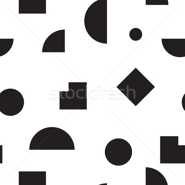 Geometrica vettore universale abstract Foto d'archivio © Vanzyst