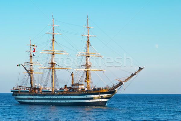Sailing vessel Stock photo © vapi