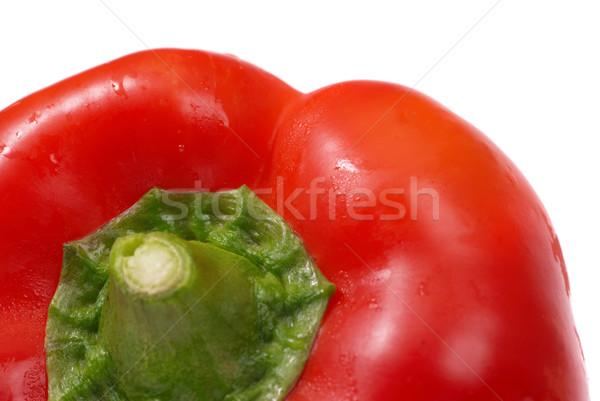 Red paprica Stock photo © vapi