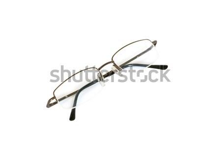 光 眼鏡 孤立した 白 医療 眼鏡 ストックフォト © vapi
