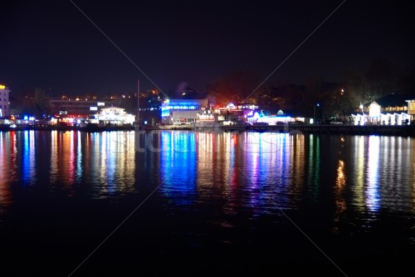 City lights Stock photo © vapi