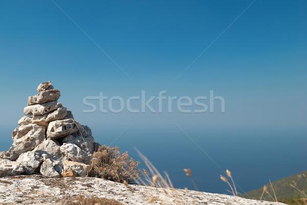 Stone tower Stock photo © vapi