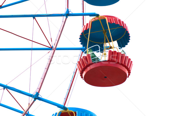 Ferris wheel Stock photo © vapi
