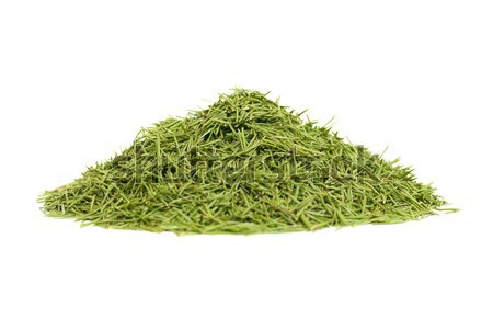 Stack of green needles Stock photo © vapi