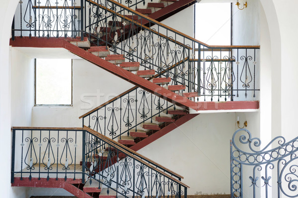 Ramp and staircases Stock photo © vapi