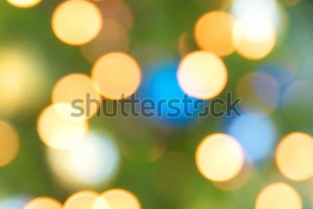 Holiday lights Stock photo © vapi